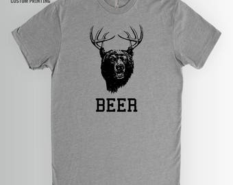 Beer Shirt | Beer T shirt, Beer Gifts, Gifts for Dad, Father's Day