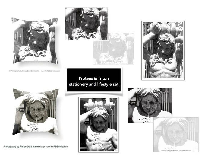 Proteus and Triton Lifestyle Set