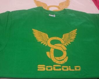 So Cold OFFICIAL Rap Group Logo Tees