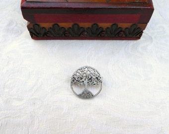 Tree  of Life Pin / Tree of Life Brooch / men's jewelry / women's jewelry / Tree of Life / jewelry / Tree