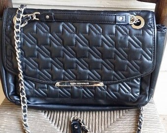 Black Handbag purse by Dana Buchman