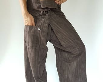 TC0085 Thai fisherman/Yoga are pants Free-size: Will fit men or woman