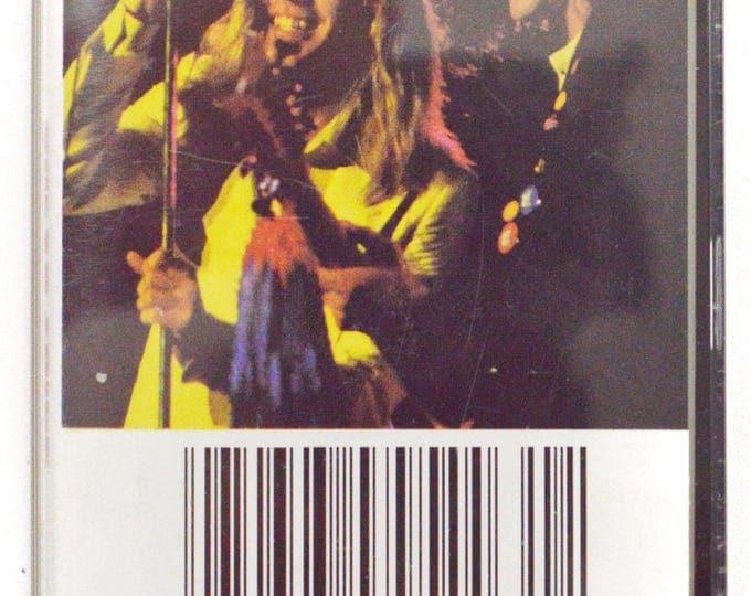 Vintage 80s Cheap Trick At Budokan Live Rock Album Cassette Tape