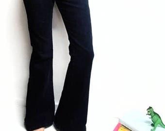 Calvin Klein sz7 flare/bootcut jeans 90s