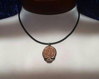 Bronze Dead Necklace