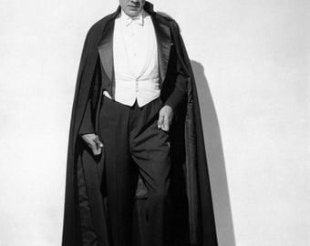 Bela Lugosi in the 1931 Dracula # 2
