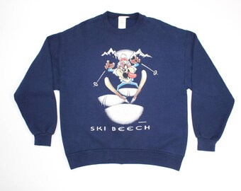 Vintage Looney Tunes Taz Sweatshirt