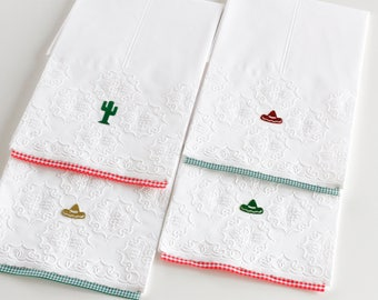 Mexican Towel - Mexican Party - Paper Towel (12 towels)