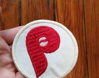 70s-80s Philadelphia Phillies Patch