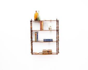 Four Tier Hanging Shelf