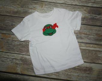 Child's Ninja Turtles Inspired T-Shirt