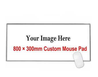 large gaming mouse pad extended size mouse matcustom your picturelogo
