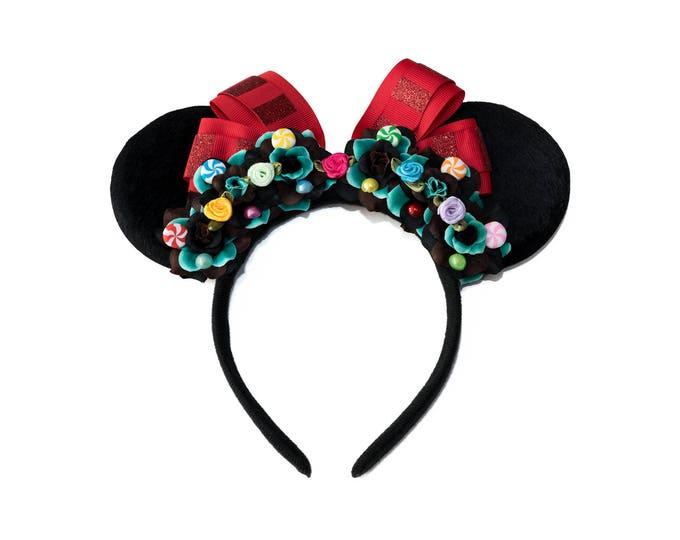 Vanellope Mouse Ears Headband