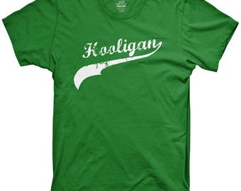 Hooligan St Patrick's Day T-Shirt, Irish Hooligan, Pub Crawl, St. Paddy's Day Shirt