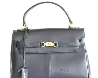 Vintage Courreges Kelly bag