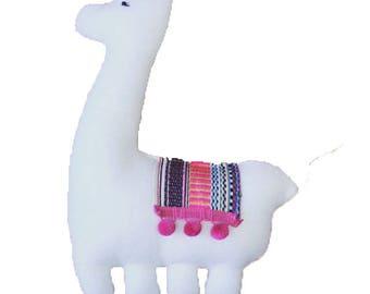 Llama Sewing Project Kit