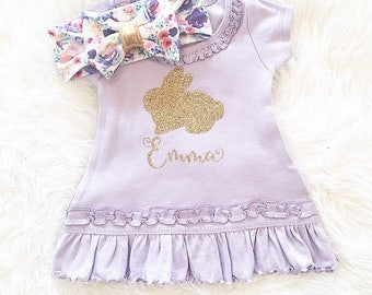 Baby Girl Easter Oufit, Easter Dress, My First Easter, Baby Girl Clothes, Baby Girl Outfit, Easter Oufit