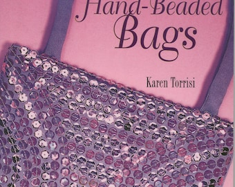 Beaded bags, clutch purse, coin purse, beading instructions, antique look bags