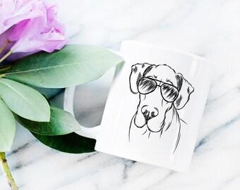 Titus the Great Dane Dog Mug