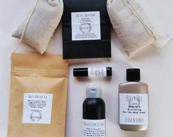 Pregnancy Gift CONGRATULATIONS | Morning Sickness | Pregnant Friend Gift Box | Pregnancy |Sister Pregnant  Pregnancy Gift Box - Gift Ideas 2