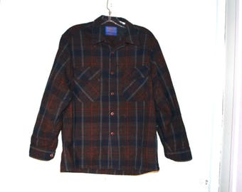 Pendleton wool button up / size- medium