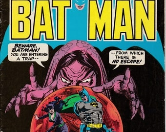 Batman #266 (1940 1st Series) - August 1975  -  DC Comics - Grade VG/F