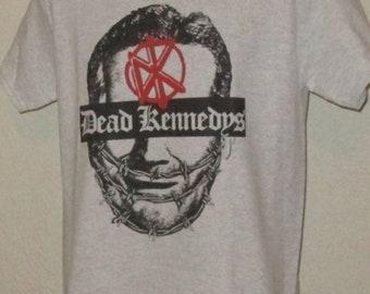 Dead Kennedys Wire Beard Printed T Shirt - Music 80s Punk Rock Hardcore - New W461 Mens Womens Tee
