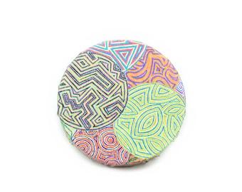 Cosmic Planet, illustration art, ink art, pattern art, visual art
