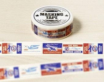 Airmail washi tape