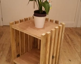 Hand Made Side Table