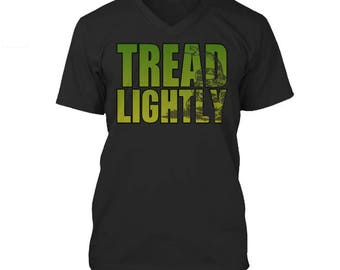 Tread Lightly V Neck