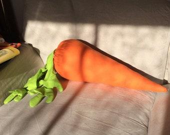 Mr. Kerret - Giant Carrot Pillow