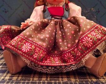 madame alexander austria doll #532