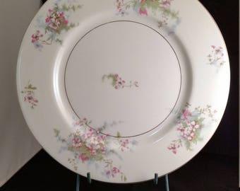 Theodore Haviland Large Dinner Plate