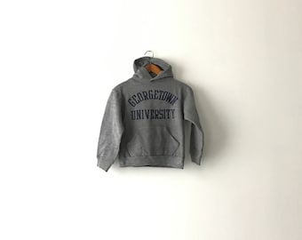 Youth 90s Georgetown Hoodie - Youth M