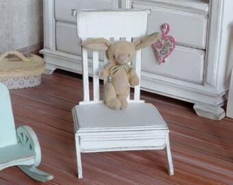 Handmade Bunny 6 cm for Pullip Blythe Momoko Barbie BJD Lati