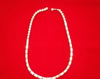 Vintage 16 inch Rhinestone necklace chain, circa 1960