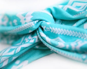 Stretchy Headband/Turban Gift For Her