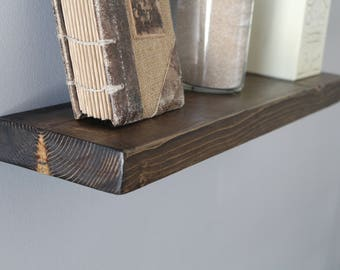 Rustic Floating Shelves, Floating Shelf, Shelves, Shelf, Wall Shelves, Wood Shelf, Wall Shelf, Wood Shelves, Rustic Home Decor, Shelving