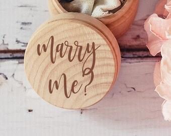 engraved wedding ring box wooden ring box wedding gift ring