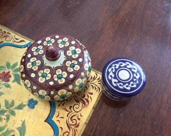 Morrocan ceramics