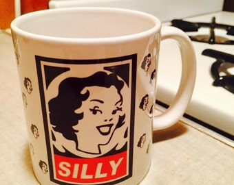 Coffee Makes Me Silly