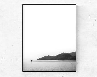Nature Print, Art Print, Nature Photo, Wall Art, Minimalist Poster, Black and White, Nature Wall Art, Minimalist, Minimalist Art Print