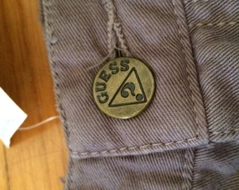 Original NEW w/tags 80s Vintage Guess Jeans