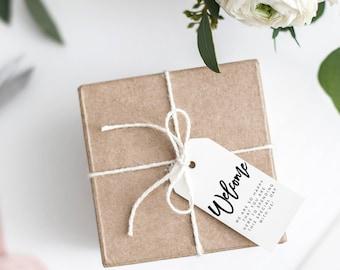 Welcome Bag Tags Wedding Welcome Gift Tags Welcome Wedding Tags Wedding Welcome Gift Tags Wedding Favor Tags Printable Wedding Tags Templett
