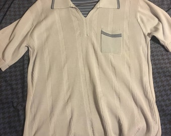 Vintage Collared shirt with no buttons