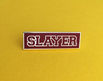 Sunnydale Slayer Enamel Pin Badge - Buffy the Vampire Slayer