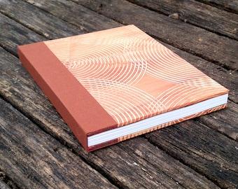 Hardcover Pastepaper Journal/Sketchbook