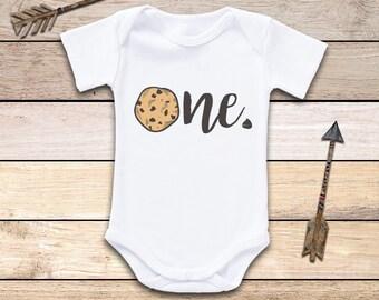 Cookie Birthday Shirt, First Birthday Cookie Shirt, First Birthday Onesie®,  First Birthday Cookie Monster Shirt, First Birthday Boy Shirt
