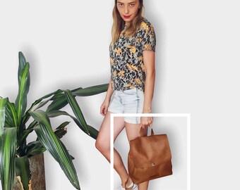 Leather backpack/handmade backpack/weekender bag/backpack women/leather bag/weekender bag women/hipster backpack/backpack leather